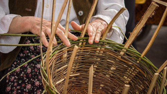 """My story """"The Basket Weavers"""" in the Academy of the Heart and Mind, out now."""