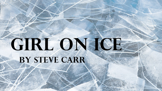 """My story """"Girl On Ice"""" in Agapanthus Collective, out now."""