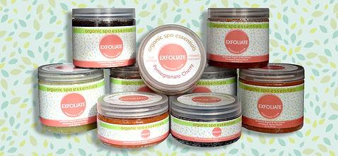 Organic Spa Essentials retail online store