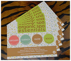 Organic Spa Essentials contact information