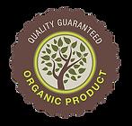 Organic Spa Essentials organic product seal