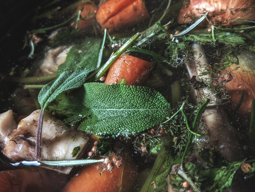 Healing Broths - Uncomplicated