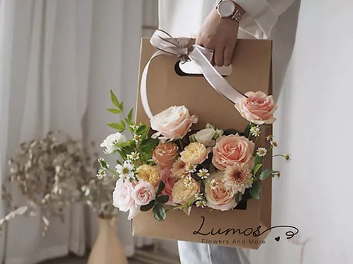 Garden Flowers Bag