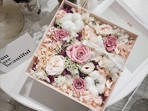 Preserved fresh flowers