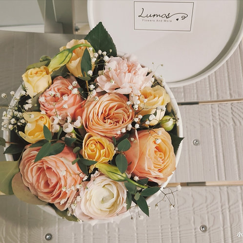 Boxed Garden Flowers