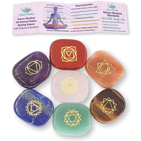 Small Chakra Stone Set
