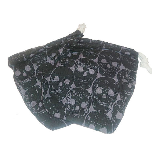 Skull Spiritual Bag