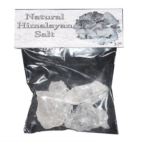 Natural Himalayan Salt (5mm to 15mm) - Quartz (Lose Chunks)