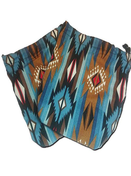 Spiritual Native Bag (Blue)