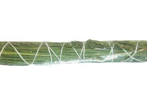 Sweetgrass and Cedar Smudge Stick - Local, Organic