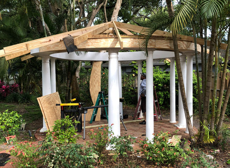 Roof for Gazebo