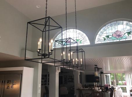Ferwerda residence interior remodel / kitchen