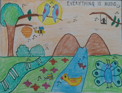 Everything is Music by Mahathi V