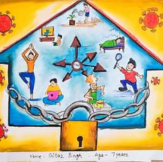 Best time spend by Gitaz Singh