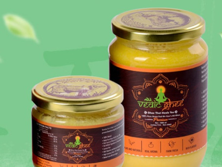 Types of Ghee - The Indian Superfood by Anirban Ganguli