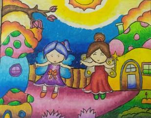 Fairy land by Keerthi shree Rupeswaran