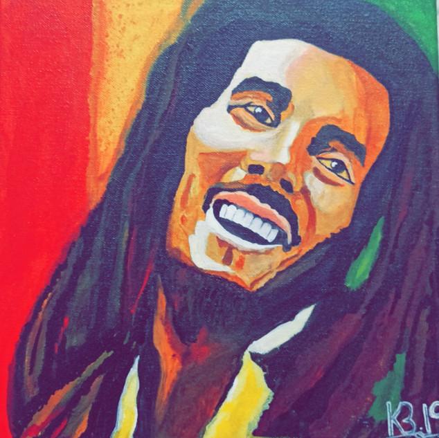 Bob Marley by Kedar Bhat