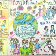 Corona Virus effects by Akshita Tejwani