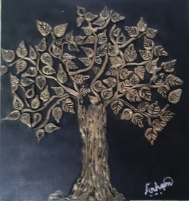 About tree by Arham Parekh