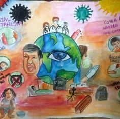 Save the world by Bhakti Gupta