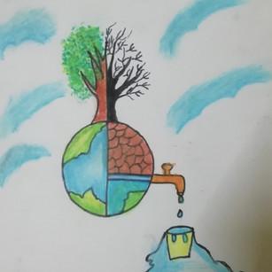 save earth by Debashruti sarma