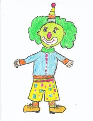 Ansh Jhamb - Circus Clown .jpg