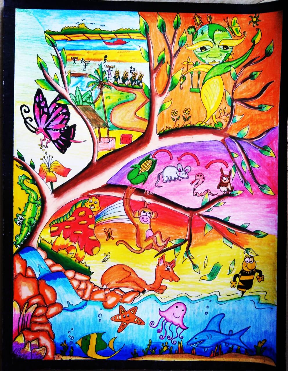 Biodiversity by Aasthika