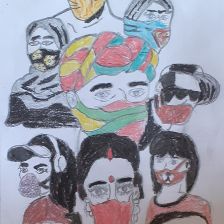 Protect the society by Shiva Harshil Che