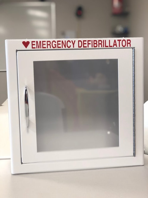AED Metal Surface Mount Cabinet