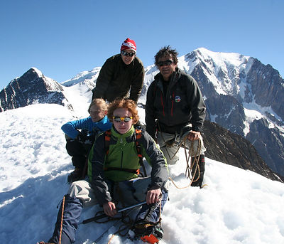 Alpinisme Guides Chamonix