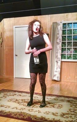 Sierra got drunk