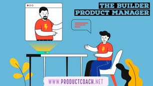 The builder product manager