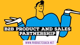 B2B Product and Sales Partnership