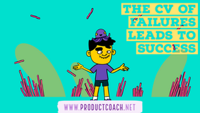 The CV of failures leads to success