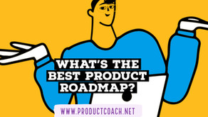 What's the best product roadmap?