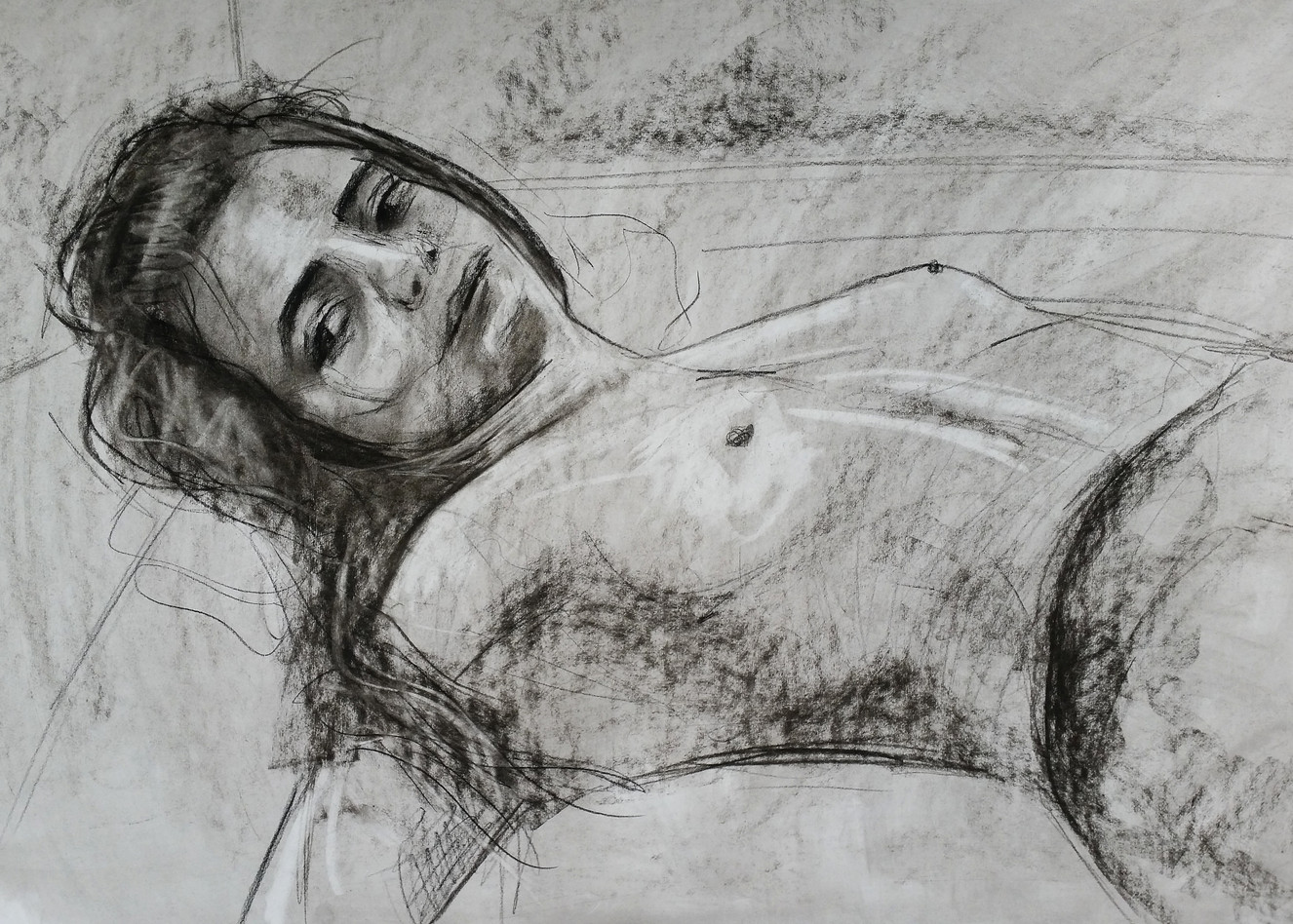 Figure Drawing (2016)