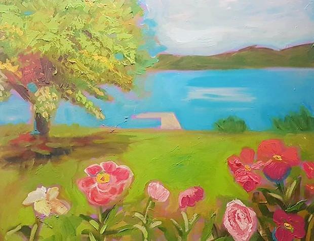 Lake Garfield II