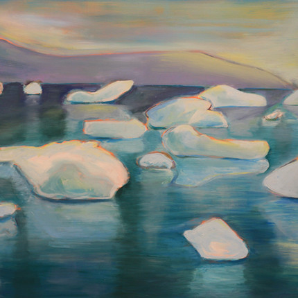 Dancing Icebergs (2018)