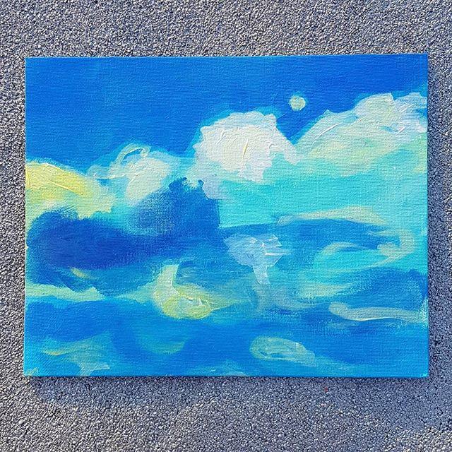 Blue Sky (2019)
