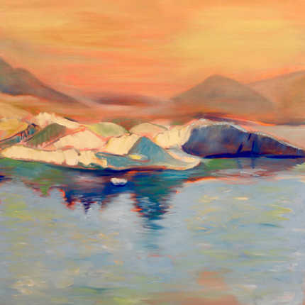 Galcier Lagoon