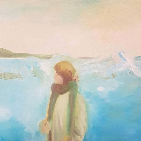 Anna at Glacier Lagoon (2017)