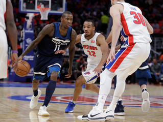 Nine years and 10,000 points later, Jamal Crawford is NBA's top sixth man