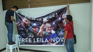 Senator Leila de Lima: patriot, heroine