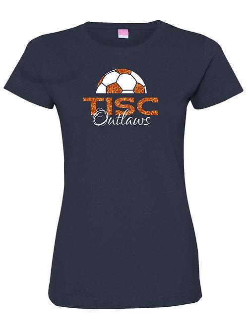 TISC Navy tee