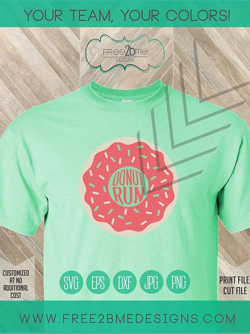 Donut run 2