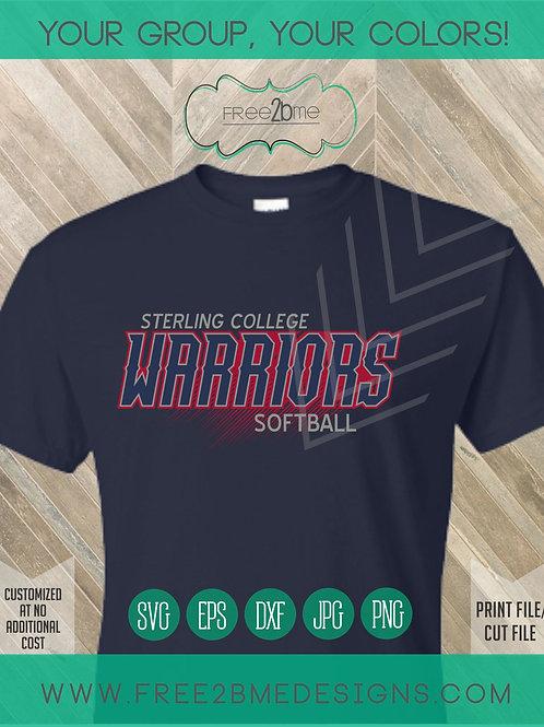 Warrior SB 19a
