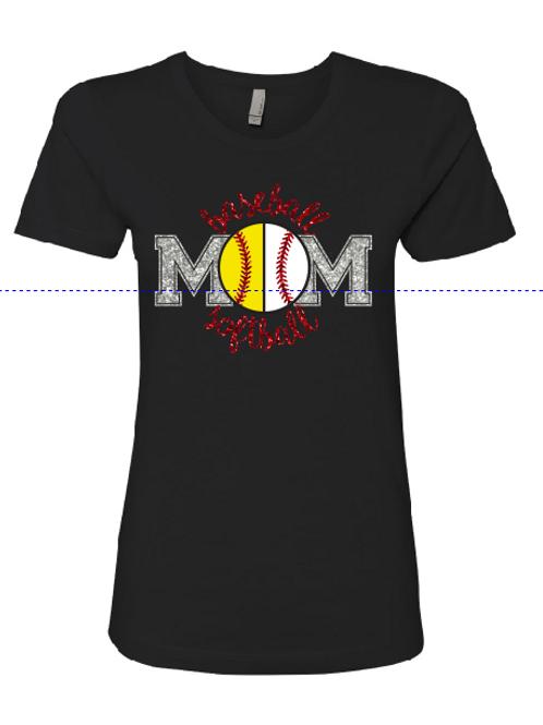 Baseball/Softball Mom