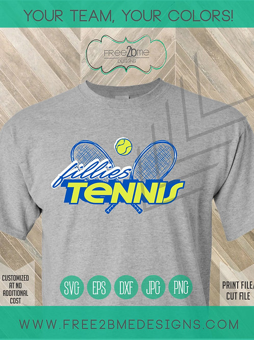 fillies tennis 7
