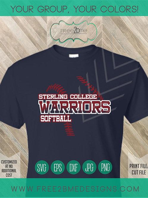 Warrior SB 19