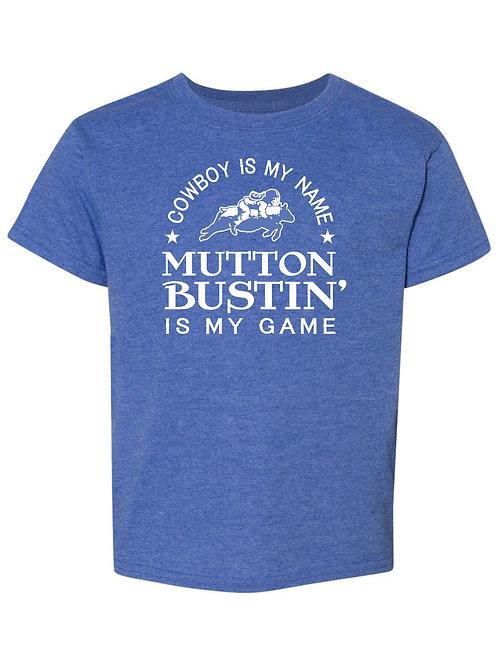 Mutton Bustin' Tee